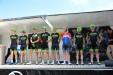 WK 2015: Van Baarle en Langeveld rijden ploegentijdrit