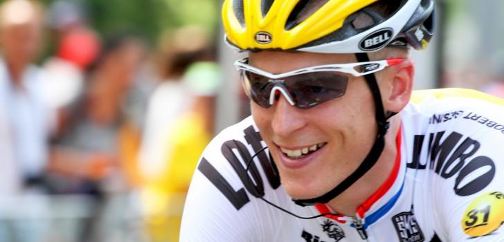 Gesink en Vanmarcke speerpunten LottoNL-Jumbo in Canada