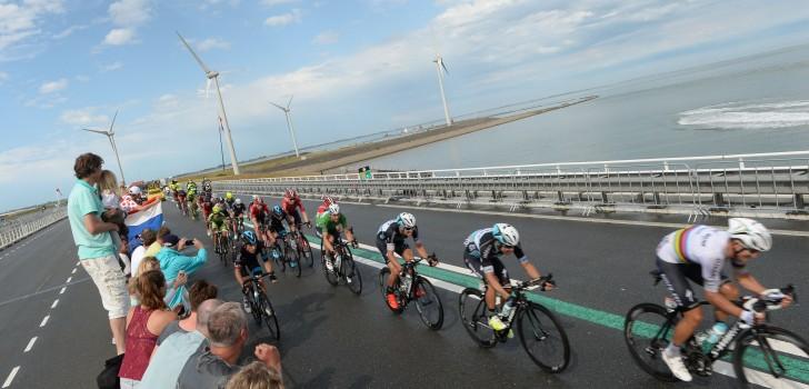 Ronde van Zeeland wil terugkeren met aankomst op Neeltje Jans