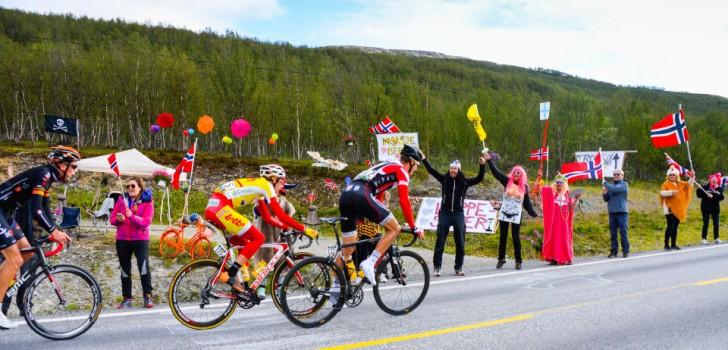 Laurent Evrard eindwinnaar Ronde van Marokko