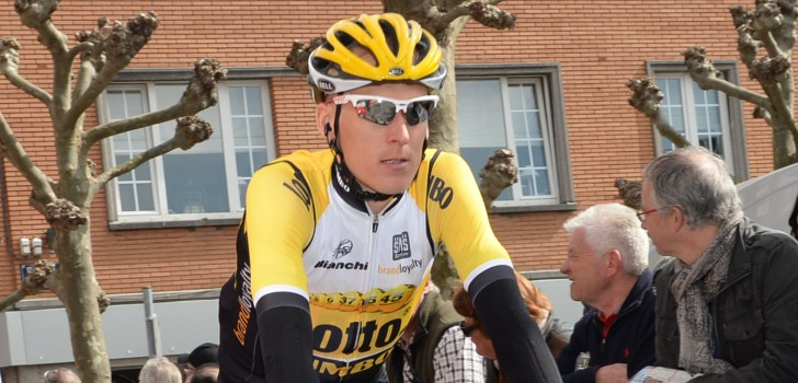 Robert Gesink stapt uit Ronde van Polen