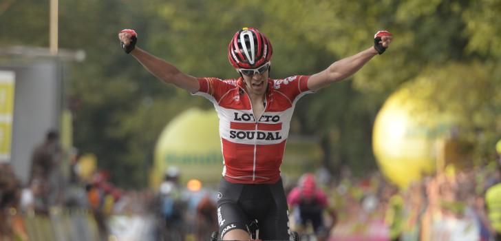 De Clercq boekt fraaie dubbelslag in vijfde etappe Polen