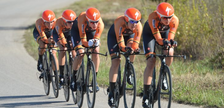 Boels-Dolmans wint ploegentijdrit Vargarda