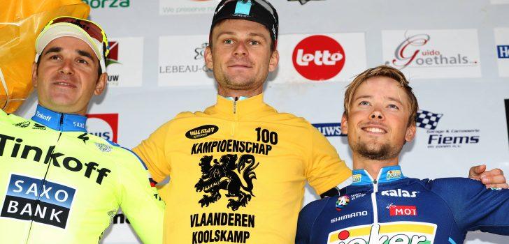 Voorbeschouwing: Kampioenschap van Vlaanderen 2019
