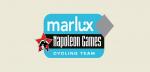 Rood maakt plaats voor blauw-wit op shirt Marlux-Napoleon Games
