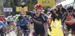 Ritzege Bennett in Giro della Toscana, eindzege Bennati