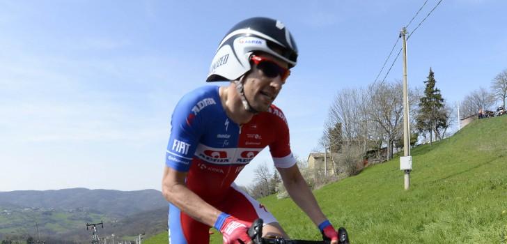 Matej Mugerli wint in Slowakije na lange solo
