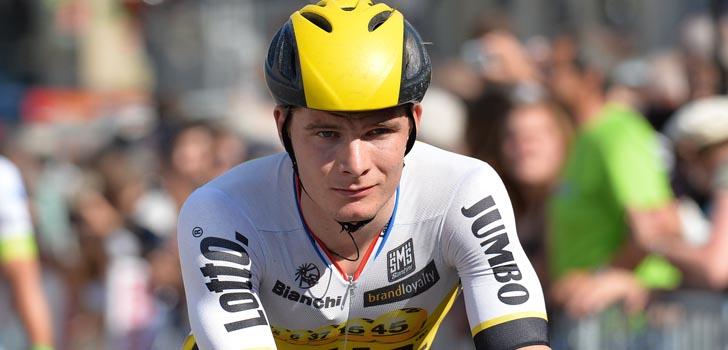 """Hofland derde in Noorwegen: """"Een goed resultaat"""""""