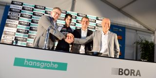 Hansgrohe stapt in Bora-ploeg, geruchten rond Specialized en Sagan blijven