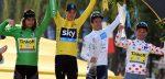 Uitslag poll: Froome troeft Porte en Contador af, Roglič pakt eerste gele trui