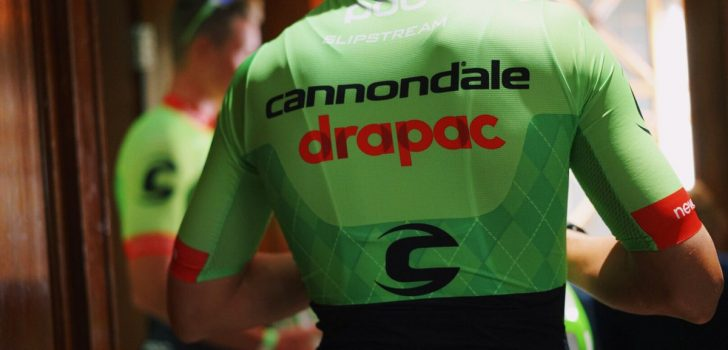 Cannondale-Drapac vindt steun bij Fairly Group