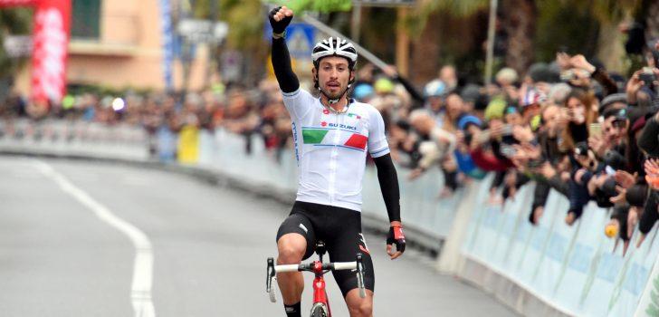 Solozege Felline in Trofeo Laigueglia