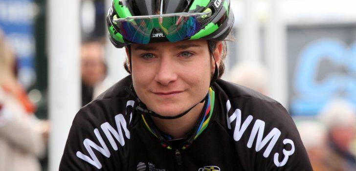 Marianne Vos slaat dubbelslag in Lotto Belgium Tour