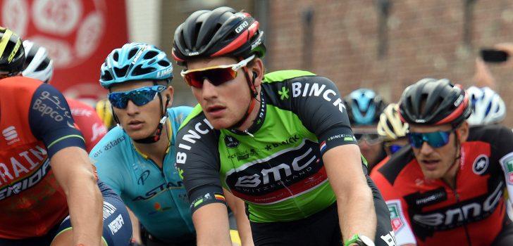 Volg hier de vijfde etappe in de BinckBank Tour 2017