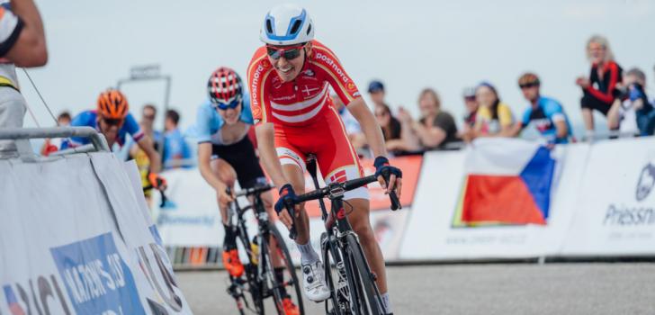Trek-Segafredo versterkt zich met beloftevolle Niklas Eg