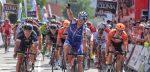 Trentin sprint naar zege in tweede etappe Burgos, Ariesen derde