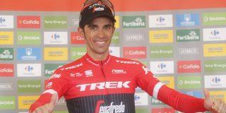 Alberto Contador opgenomen in ziekenhuis
