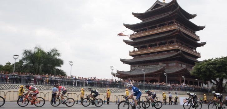Damiano Cima vloert landgenoot Benfatto in China