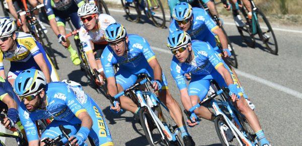 Look nieuwe fietssponsor Delko Marseille Provence