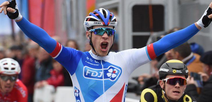 Sarreau schiet raak in openingsetappe Vierdaagse van Duinkerke