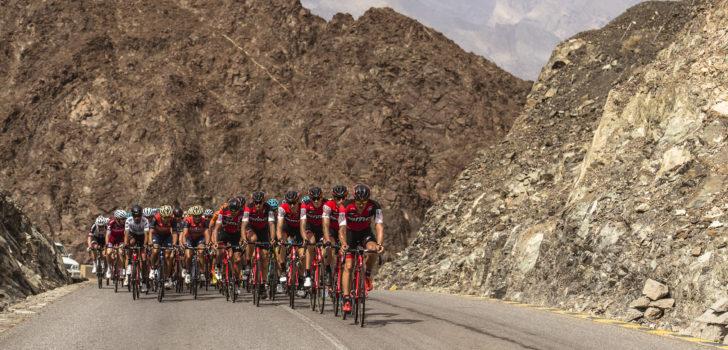 Drie Belgische teams in Tour of Oman