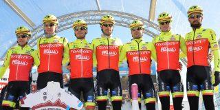 Giro 2018: Wilier Triestina-Selle Italia aast met Mareczko op spurtzeges