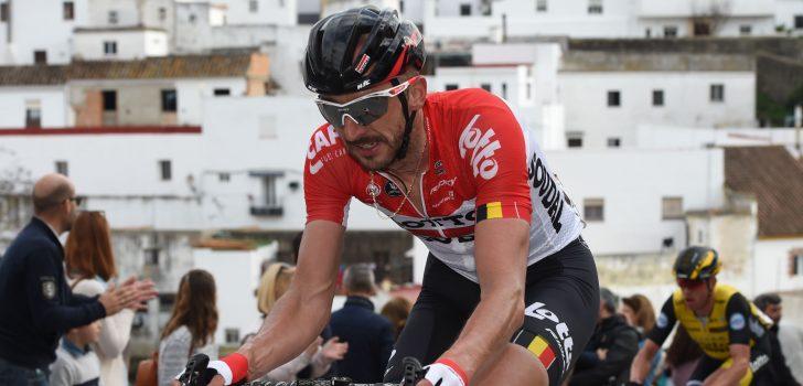 Vanendert juicht in koninginnenrit Baloise Belgium Tour, Keukeleire leidt