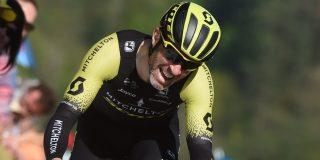 Mitchelton-Scott heerst in klimkoers Hammer Series Stavanger