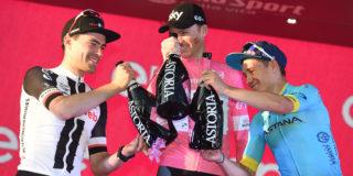 Giro-presentatie in Bologna, Groenewegen als piraat, JLT Condor verdwijnt