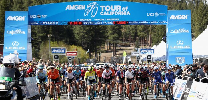 Lappartient wil Giro en Tour of California uit elkaar halen