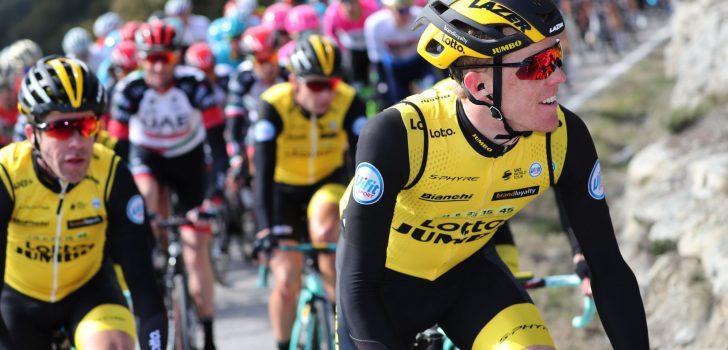 LottoNL-Jumbo verwacht morgen spektakel in Zwitserland