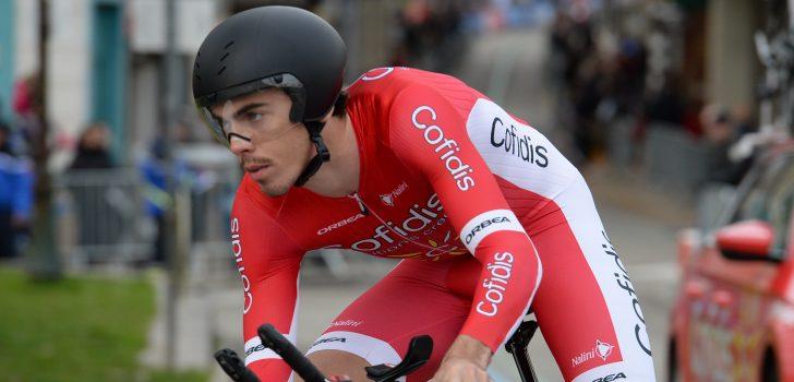 Dubbelslag Laporte in tijdrit Baloise Belgium Tour
