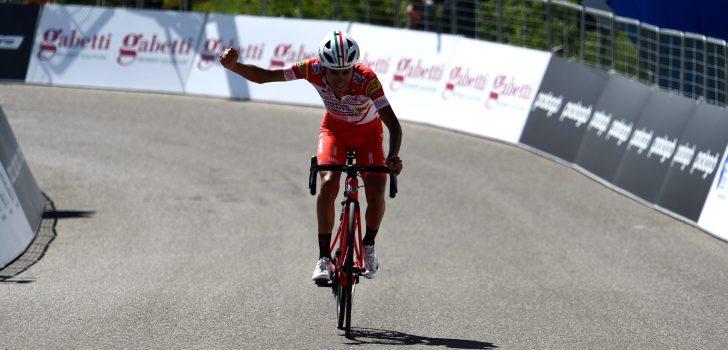 Iván Sosa beslist Vuelta a Burgos in zijn voordeel na Colombiaans titanengevecht