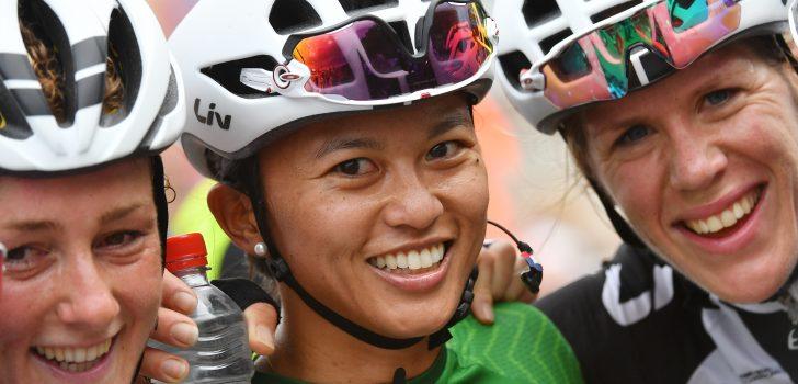 Lotta Lepistö wint slotrit Women's Tour, eindwinst voor Coryn Rivera