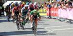 Dainese wint chaotische ochtendetappe Giro d'Italia U23, Vlasov nieuwe leider