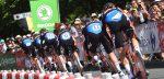 #TourGemist: Belgische gele trui na secondenspel in ploegentijdrit