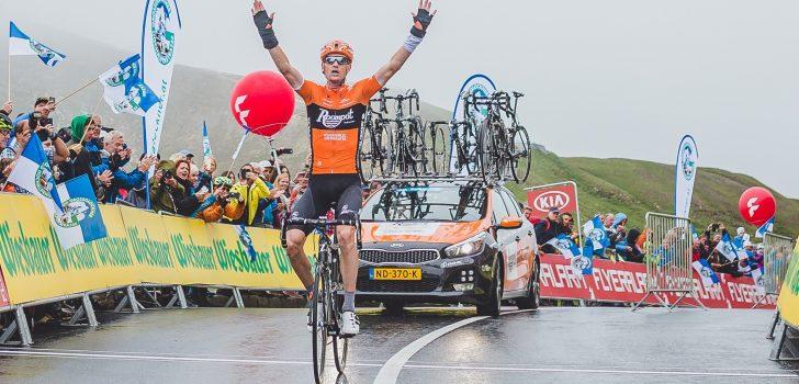 Weening bezorgt Roompot-Nederlandse Loterij eerste seizoenszege op Großglockner