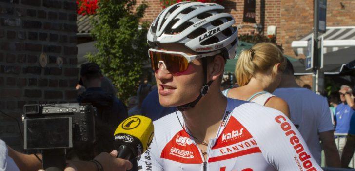 """Van der Poel na zege in Noorwegen: """"Had dit niet verwacht"""""""