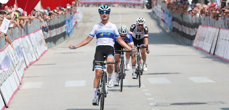 Marianne Vos sprint naar eerste seizoenszege in Giro Rosa