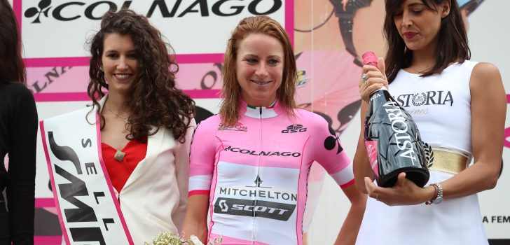 Van Vleuten voert oranje podium aan bij eindstand Women's WorldTour