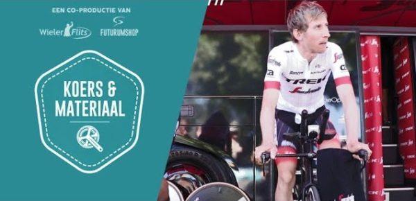 Koers & Materiaal #09: Zo gebruikt Bauke Mollema zijn fietstrainer