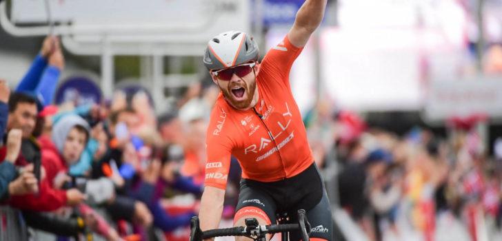 Joyce sprint naar ritwinst in Noorwegen, Van der Poel verliest leiderstrui