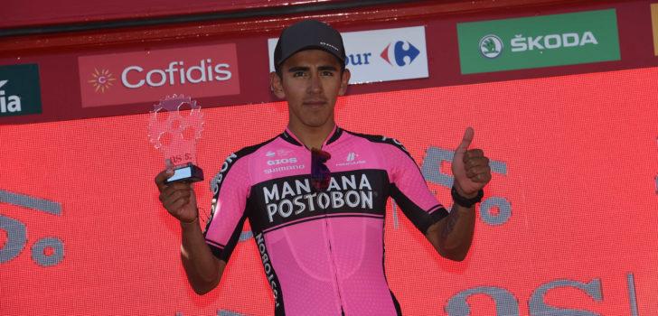 Molano ook winnaar tweede etappe Tour of Taihu Lake