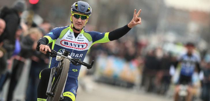 Wanty-Groupe Gobert wint voor derde jaar op rij UCI Europe Tour