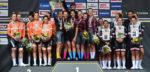 WK 2018: Canyon SRAM verrast de favorieten in ploegentijdrit