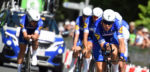 Mitchelton-Scott verslaat Quick-Step Floors in Hammer Sprint