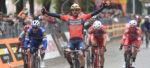 Sonny Colbrelli wint verregende editie Gran Piemonte
