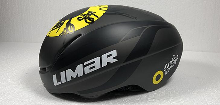Winactie: Maak kans op een gesigneerde Limar helm van Direct Energie