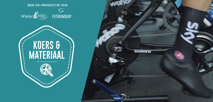 Koers & Materiaal #13: De fietstrainer-innovaties van Wahoo
