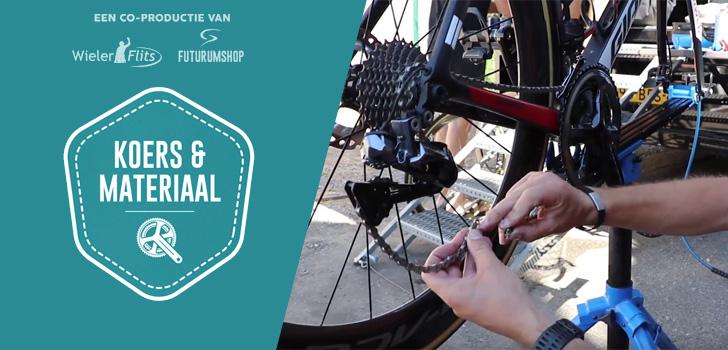 Koers & Materiaal #12: Zo vervang je zelf jouw fietsketting